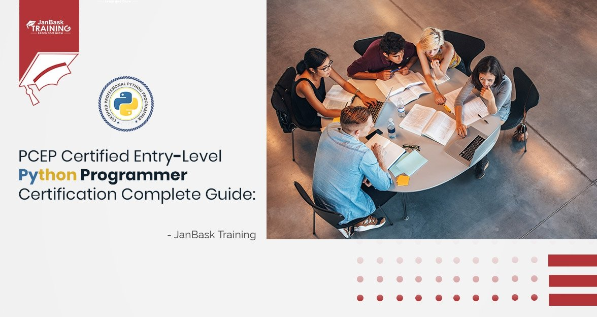 PCEP Certified Entry-Level Python Programmer Certification Complete Guide