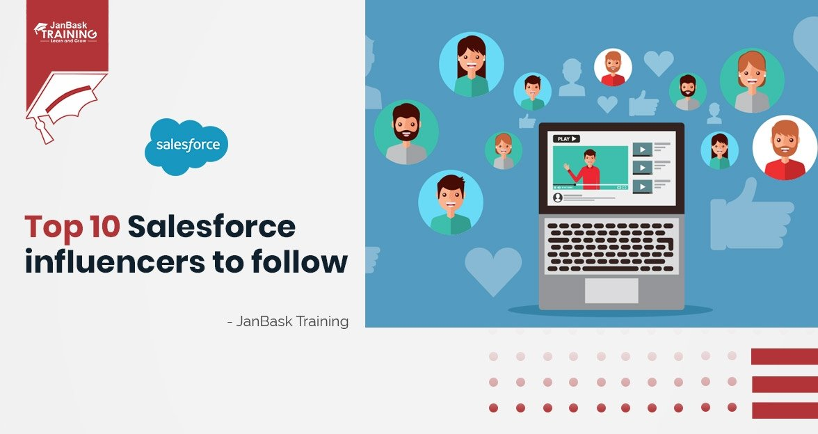 Top 10 Salesforce Influencers to Follow, Who are Pros!
